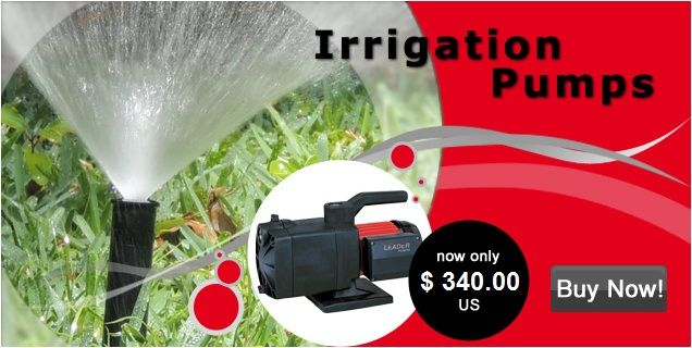 Irrigation Pump ECOPLUS 230
